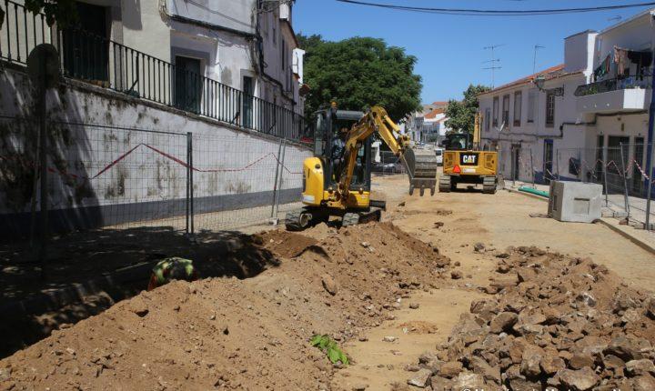 Montemor-o-Novo requalifica centro histórico da cidade