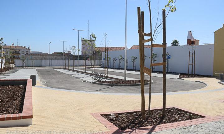 Vendas Novas tem 30 novos lugares de estacionamento no centro