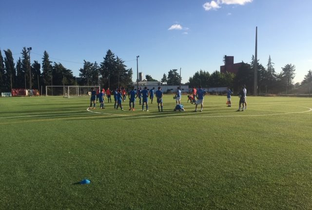 Juventude arranca preparação para o Campeonato de Portugal
