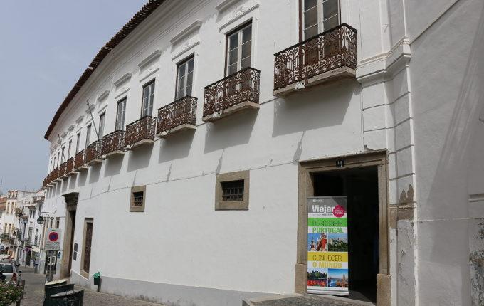 Fundação INATEL avança com obras no Palácio do Barrocal