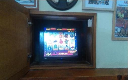 ASAE de Évora apreende jogo em compartimento secreto