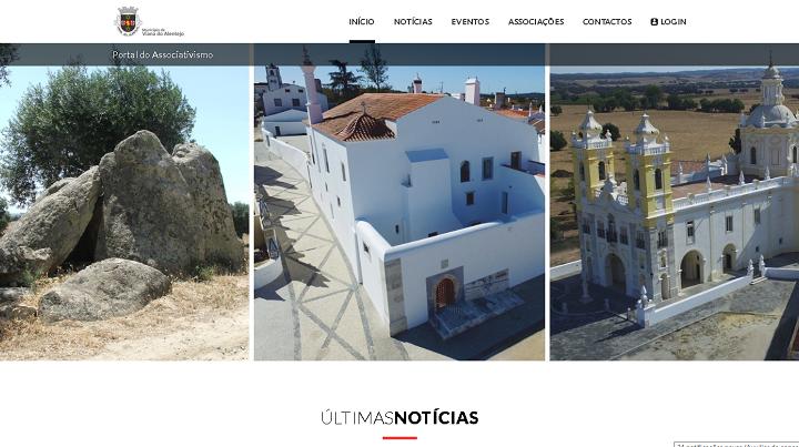 Viana cria portal para associações do concelho