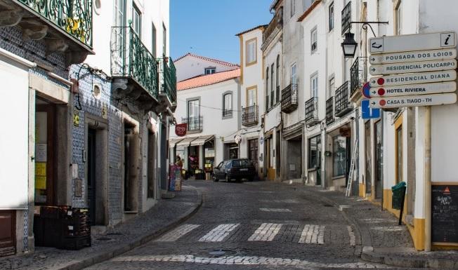 Novas zonas pedonais de Évora mantêm-se até final de outubro
