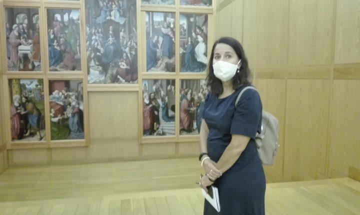 Problemas no Museu de Évora origina visita de deputada do BE ao Alentejo