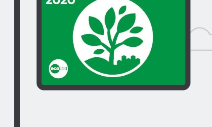 29 escolas do Distrito de Évora galardoadas com a Bandeira Verde.