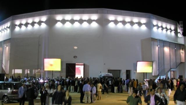 Arena d'Évora recebe hoje e amanhã concertos solidários