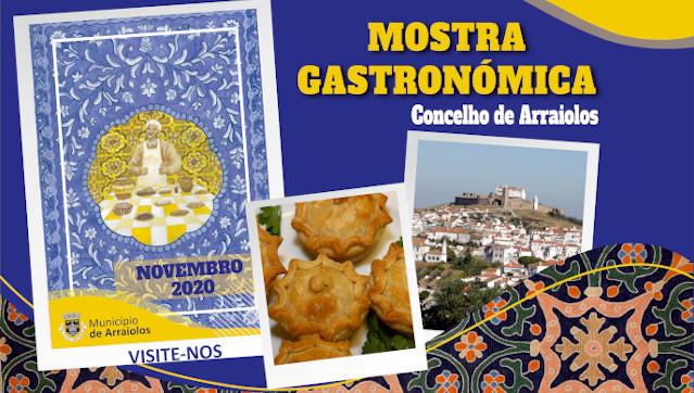 "Mostra Gastronómica de Arraiolos ""muda-se"" para restaurantes"