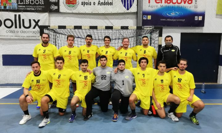 Évora Andebol Clube soma segunda derrota no campeonato da 2.ª Divisão