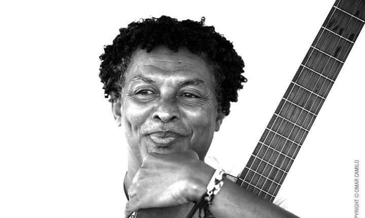 Escritor e músico cabo-verdiano Mário Lúcio vai estar em Évora