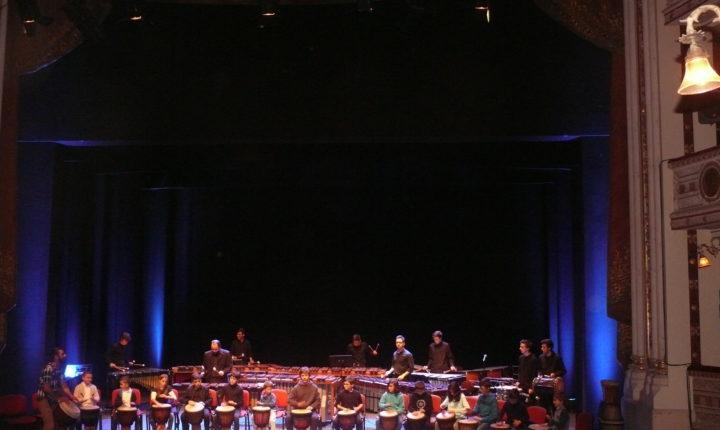 Festival de Percussão traz a Évora concertos e workshops