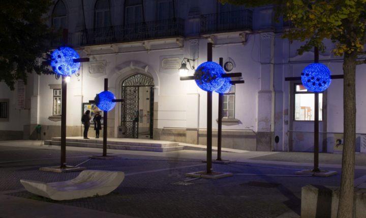 Instalação em Évora alerta para impacto da ação humana no planeta