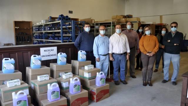 Câmara de Mora investe 27 mil euros em equipamentos para IPSS
