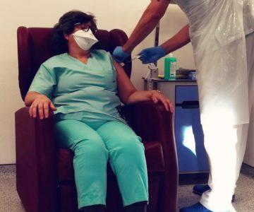 Hospital de Évora já tem profissionais com 2.ª dose da vacina contra covid-19