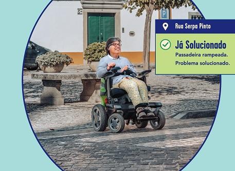 Associação de Paralisia Cerebral quer tornar Évora numa cidade acessível