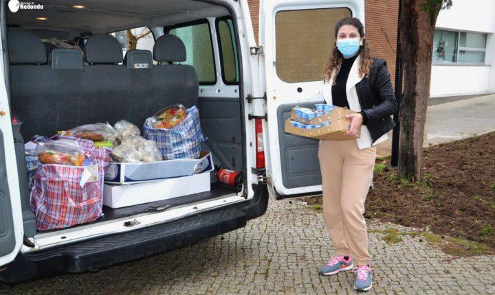 Câmara de Redondo entrega 69 cabazes de Natal a famílias carenciadas