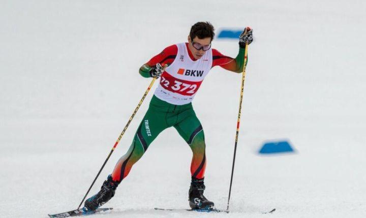 Esquiador de Évora abre vaga para Portugal nos Jogos Olímpicos de Inverno