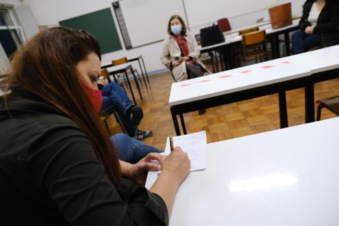 Marisa Matias quer medidas para hospitais do interior fixarem profissionais