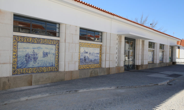 Mercado Municipal de Montemor-o-Novo reabre no sábado após reabilitação