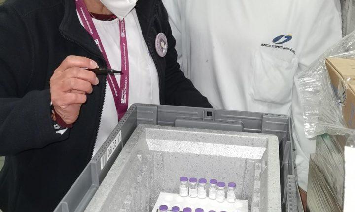 Hospital de Évora recebe 350 vacinas contra covid-19 e inicia amanhã vacinação