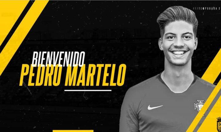 Futebolista alentejano Pedro Martelo emprestado ao CD Badajoz