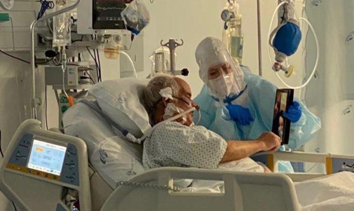 Hospital de Évora com unidades de cuidados intensivos covid-19 lotadas