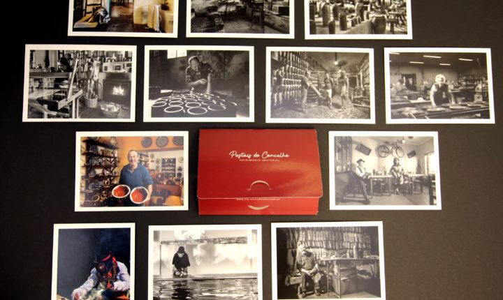 Viana do Alentejo lança coleção de 12 postais sobre património