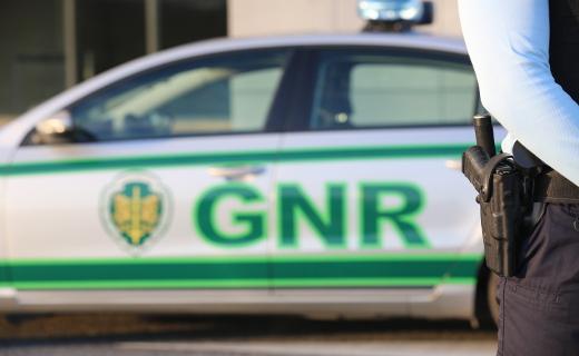 GNR interceta condutor a 214 km/h no IC1 em Grândola