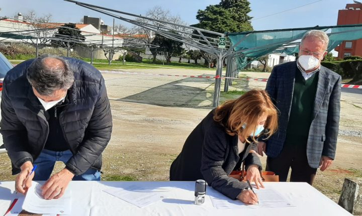Nova Unidade de Cuidados Continuados em Évora custa 4 milhões