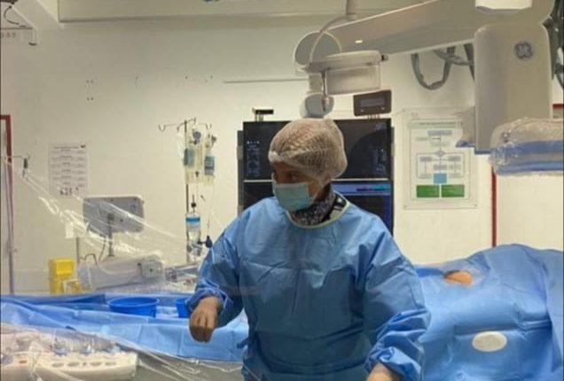 Hospital de Évora realiza 1.ª angiografia cerebral de diagnóstico