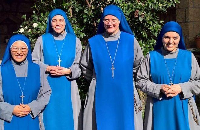 Monjas que vão viver na Cartuxa de Évora chegam na próxima semana