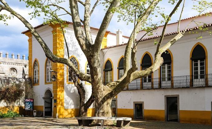 Existe um novo espaço da Universidade de Évora