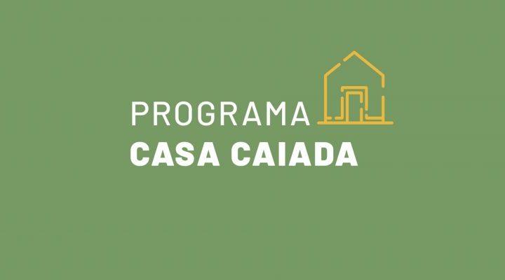 """Programa """"Casa Caiada"""" está de volta a Évora"""