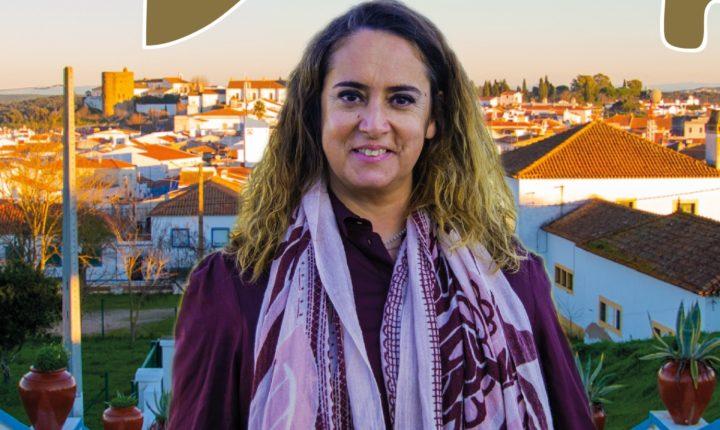 Dora Parreira é a candidata à Câmara Municipal de Redondo pelo MVR