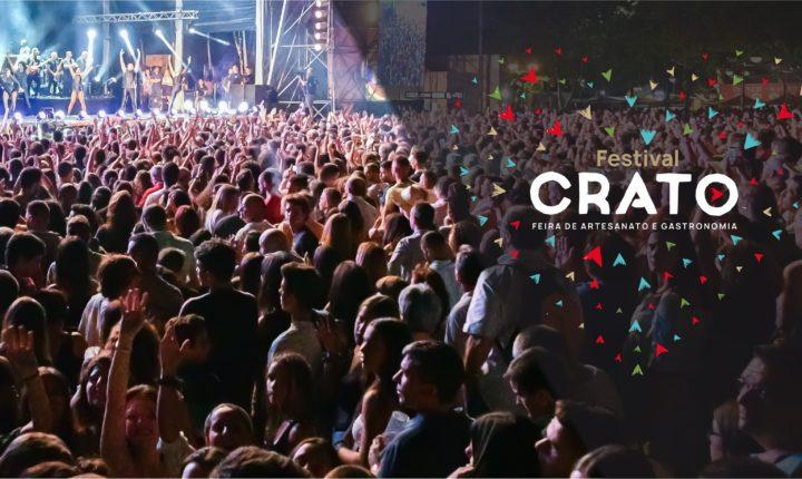 Festival do Crato novamente adiado devido à pandemia de covid-19