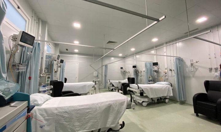 Hospital de Évora abre Unidade de Cuidados Intermédios Médicos