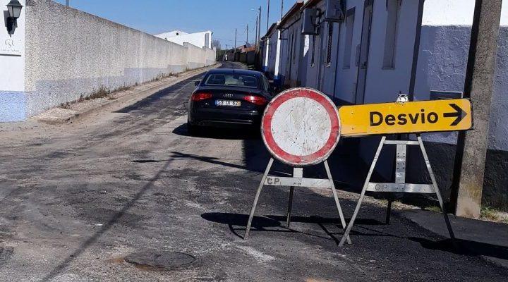 Redondo prossegue reabilitação da rede viária do concelho