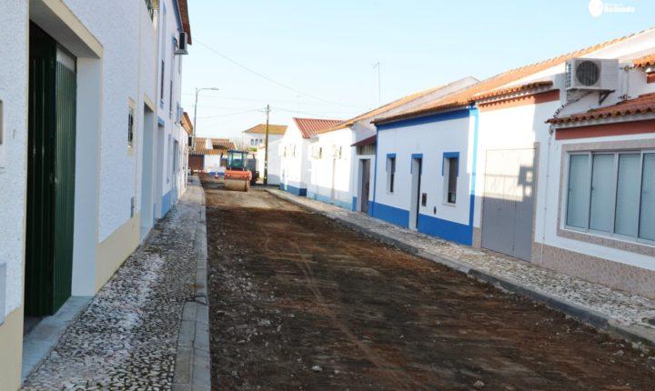 Redondo aposta na melhoria da rede viária do concelho