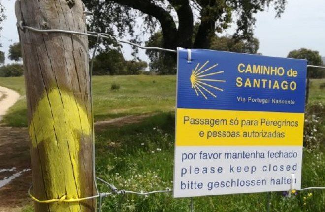 Caminho Português de Santiago Alentejo e Ribatejo é o primeiro certificado