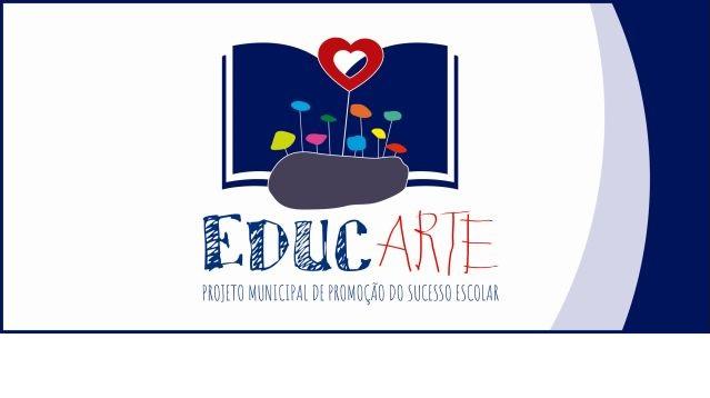 Educarte proporciona ações de sucesso escolar a 130 crianças