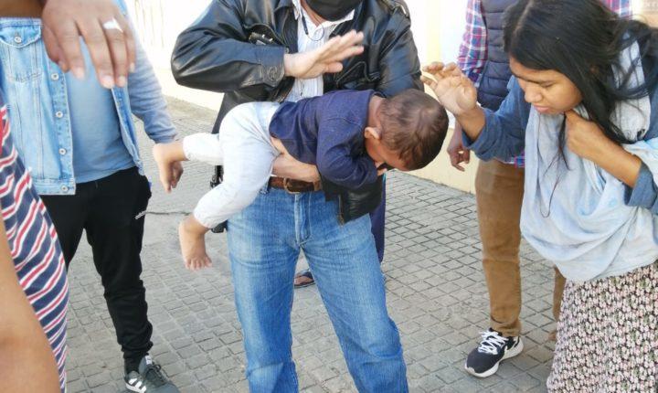 Militar da GNR auxilia criança em asfixia e evita o pior em Milfontes