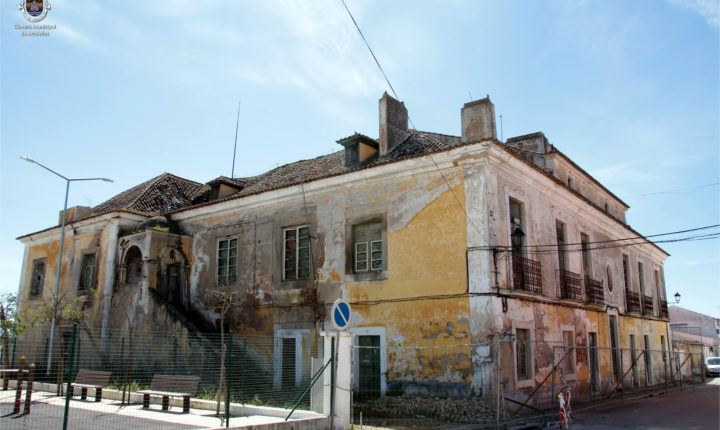 Câmara de Arraiolos adquire edifício histórico para reabilitação