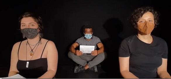 Mensagem de atriz lida por alunos da UÉvora no Dia Mundial do Teatro