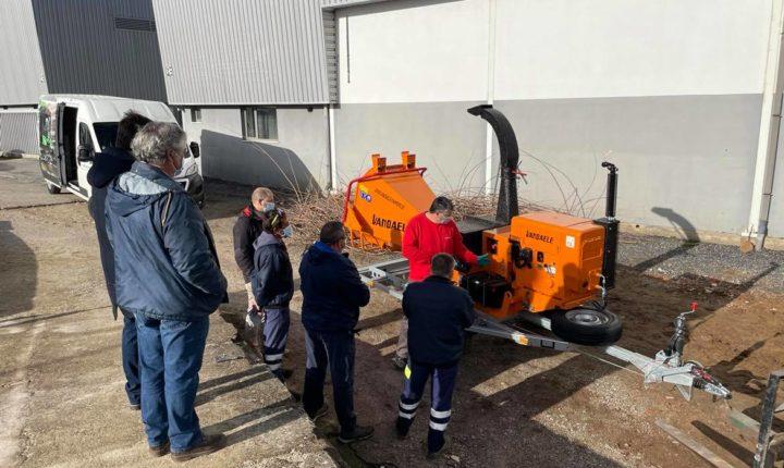 Câmara de Viana do Alentejo promove formação de trabalhadores
