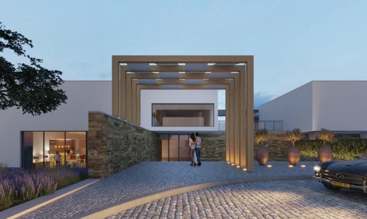 Novo hotel de quatro estrelas em Évora prepara-se para abrir em junho