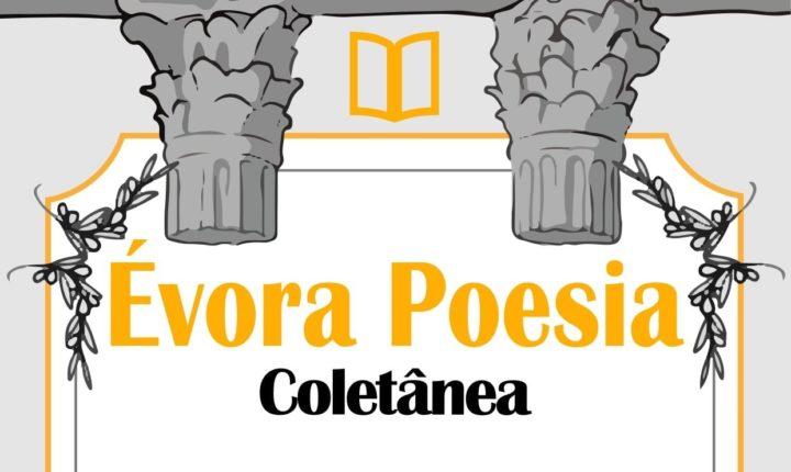 """Instituto Cultural de Évora promove """"Évora Poesia-Coletânea"""""""