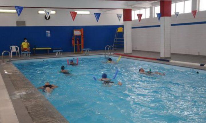 Já se pode mergulhar na piscina coberta de Évora
