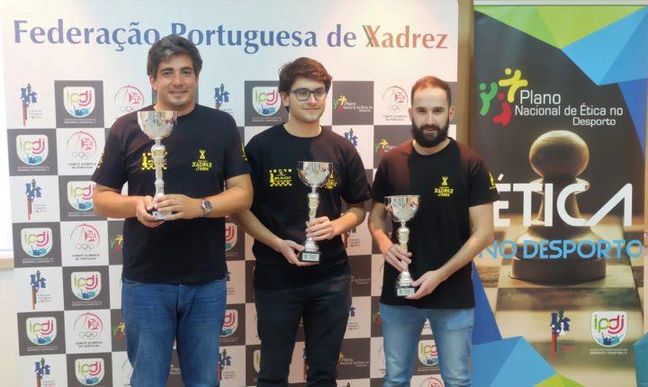 José Veiga da A.XAT Montemor-o-Novo é o novo rei do Torneio de Mestres