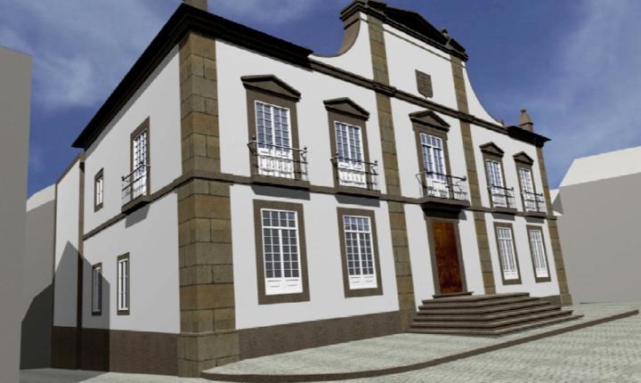 Portalegre avança com reabilitação dos Antigos Paços do Concelho