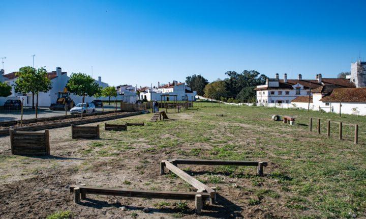 Novo Parque Canino de Évora vai abrir ao público