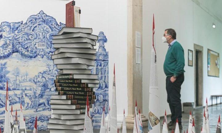 Exposição na Universidade de Évora de coletivo de artistas-alunos